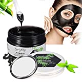Blackhead Mask Y.F.M Bamboo Charcoal Peel-off Blackhead Mask Review and Comparison