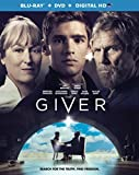 The Giver BD/DVD/UV [Blu-ray] by Anchor Bay