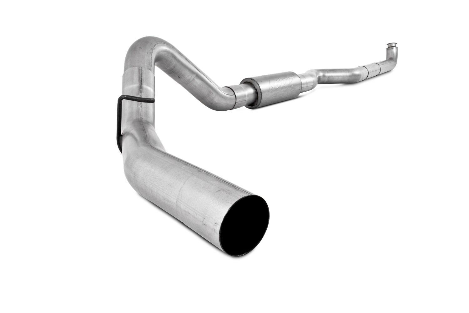 MBRP S6004P Down Pipe Back Single Side Off-Road Exhaust System by MBRP