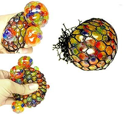 COOLMINIPRIX - Juego de 6 - Pelota antiestrés Squash Ball diámetro ...