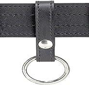 Bianchi 67S-2 Safariland 67S Baton Ring w/1 Snap, Plain Black, One Size