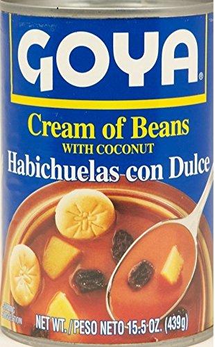 Goya Habichuelas Con Dulce 24 Oz