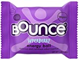 Bounce Superberry Energy Ball – Gluten Free, Non-GMO, Vegan, On The Go Snack – 1.48 Ounce, 12 count