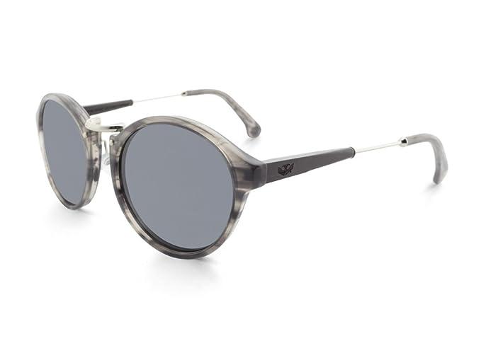 Gafas de Sol de madera MOSCA NEGRA modelo ICE X4 con lentes ...