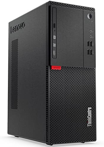 Lenovo ThinkCentre M710 3,9 GHz 7ª generación de procesadores Intel® Core™ i3 i3-7100 Negro Torre PC - Ordenador de sobremesa (3.9 GHz, 7th Gen Intel® Core™ i3, 4 GB, 500 GB, DVD±RW, Windows 10 Pro)
