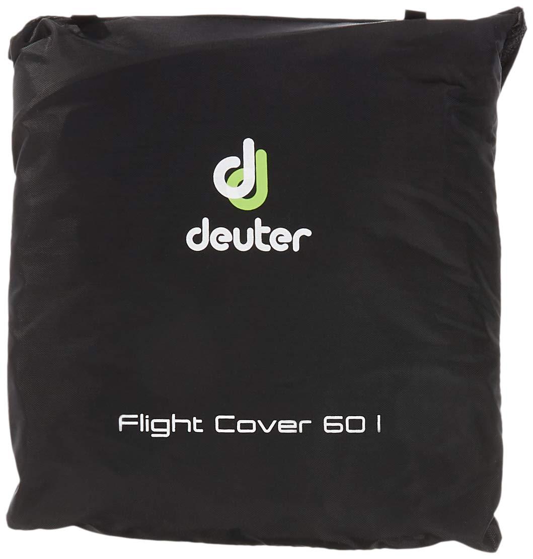 Deuter Flight Cover 60 Cubremochila Unisex Adulto Black Negro 92 Centimeters