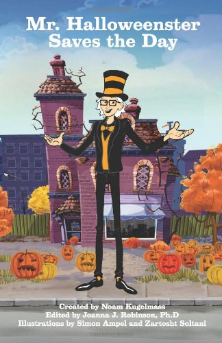 Mr. Halloweenster Saves the -