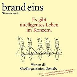 brand eins audio: Großorganisation