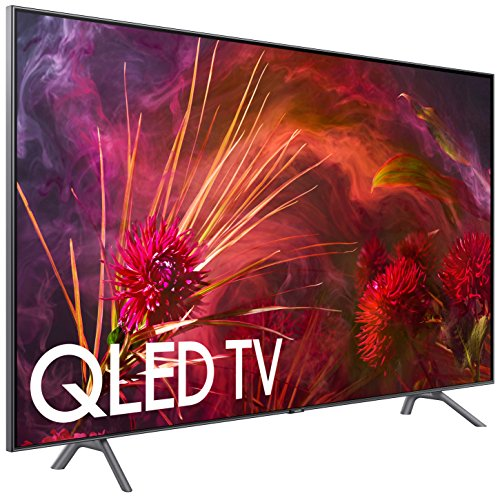 Samsung QN75Q8F Flat 75″ QLED 4K UHD 8 Series Smart TV 2018