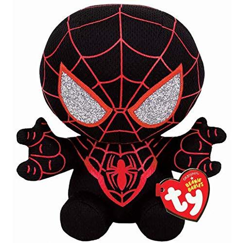 Ty Spiderman - Miles Morales reg (Spiderman Plush Doll)