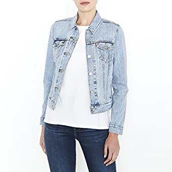 Levi's Women's Original Trucker, All Yours, X-Small