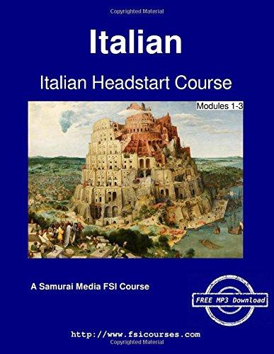 Italian Headstart Course