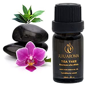 Tea Tree Essential Oil – 100% Pure, Natural and Therapeutic Grade - 10ml – By JuJu Aroma