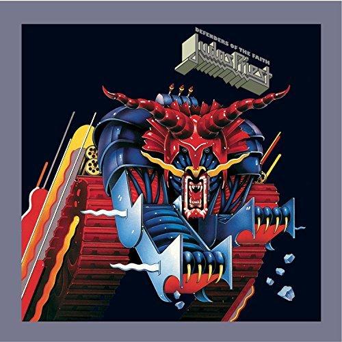 Defenders of the Faith by Judas Priest Extra tracks, Original recording reissued, Original recording remastered edition (2001) Audio CD