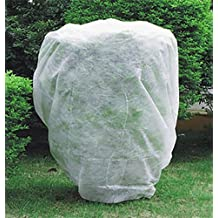 UniEco H 34''xDia 28'' Plant Cover Plant Protection Cover for Protection from Small Insects and Season Extension