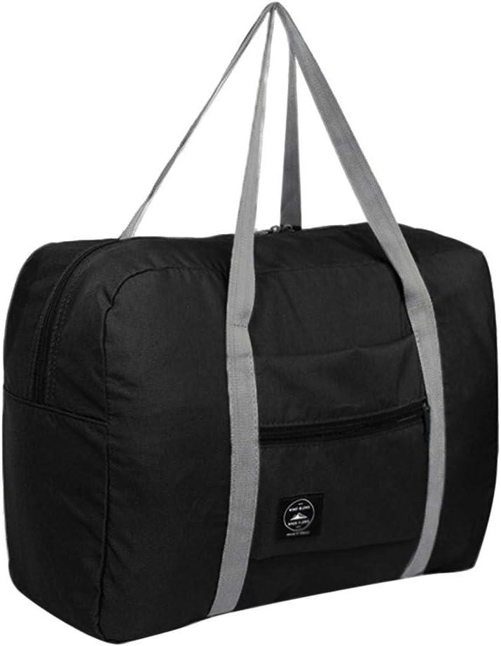 WUDUBE Unisex 1Pc Reisetasche Praktische Reisetasche mit gro/ßer Kapazit/ät Handgep/äcktasche Aufbewahrungstasche