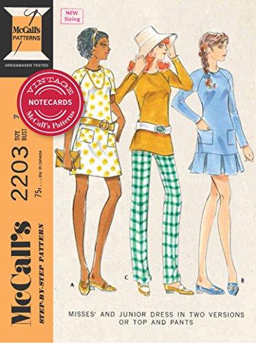 Vintage McCall's Patterns - Patterns Fashion Vintage