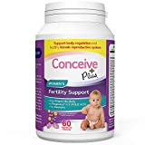 Conceive Plus Women's Fertility Prenatal Vitamins