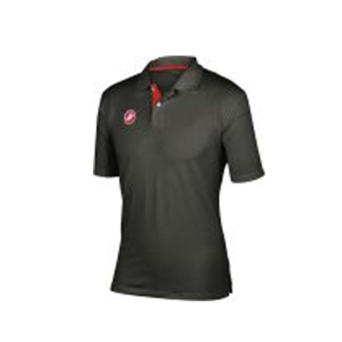 Amazon.com: Castelli Race Day Polo Shirt - Mens: Sports ...