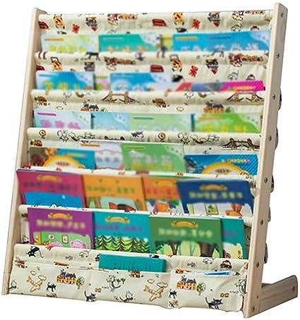 Estanterías Infantiles XJJUN Librería Infantil para Niños ...