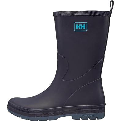 Helly Hansen Midsund 2 Rubber Boots Women tech navy / off white US 5 RlFgf