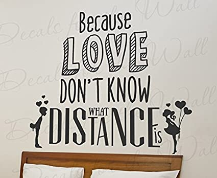 Amazon com: Because Love Don't Know What Distance Is - Hunter Hayes