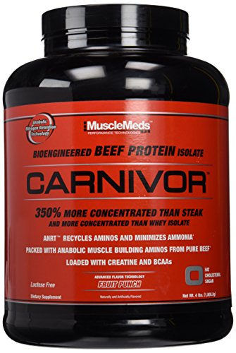 MuscleMeds Carnivor Fruit Punc...