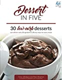 The Keto Dessert Cookbook