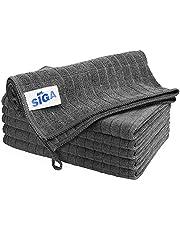 MR.SIGA Microfiber Cleaning Cloths
