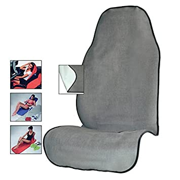 Amazon.es: autoyouth asiento de coche asiento Yoga el sudor toalla de esterilla para Fitness, gimnasio, running, Crossfit Workout, playa microfibra Auto ...
