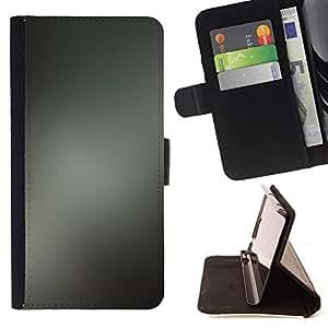 For Samsung Galaxy A3 Case , Simple patrón de 38- la tarjeta de Crédito Slots PU Funda de cuero Monedero caso cubierta de piel