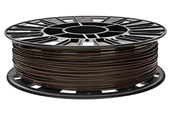 REC PLA Brown 3D Printing Filament, 1.75 mm, 750 g