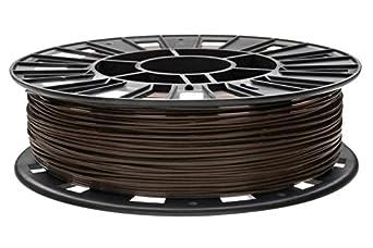 REC PLA Brown 3D Printing Filament, 2.85 mm, 750 g