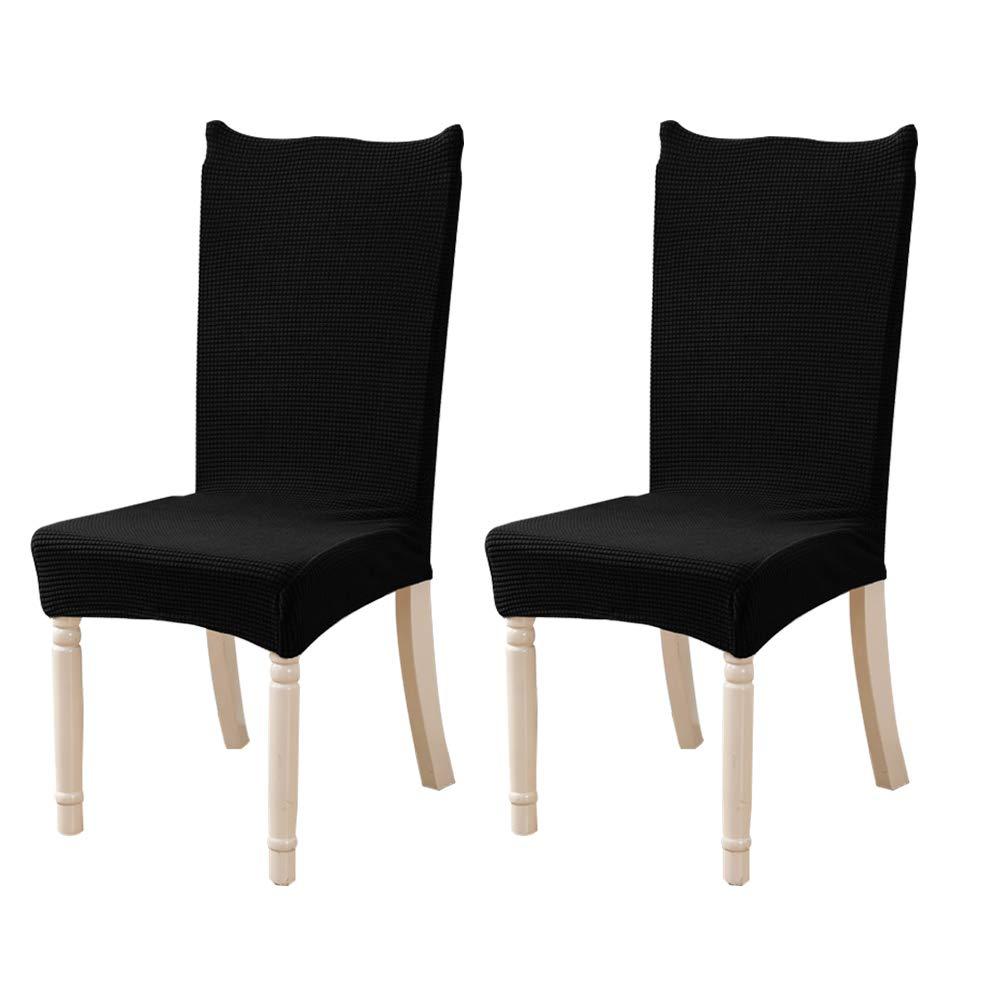 Feilaxleer Fundas para sillas Comedor elásticas, Cubiertas ...