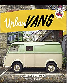 f120607c9c Urban Vans  Every day a van  Linnart Ungar  9783946688426  Amazon.com  Books