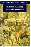 Allan Quatermain, H. Rider Haggard, 0192834754