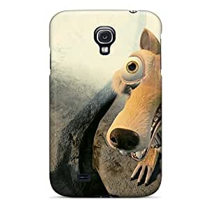 Awesome GIW1073etVo Blowey Defender Tpu Hard Case Cover For Galaxy S4- Scrat Love Ice Age Cartoon