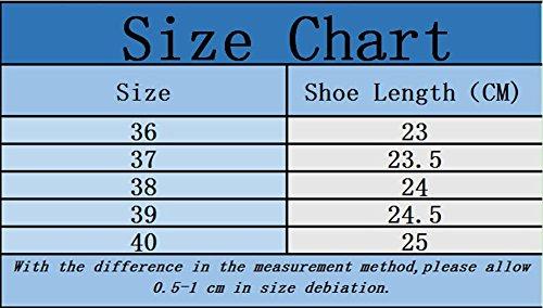 Impermeable Chelsea de de Botas Lluvia Moda Agua Xinwcang Zapatos Bota Mujer Caqui Casual 146WXw