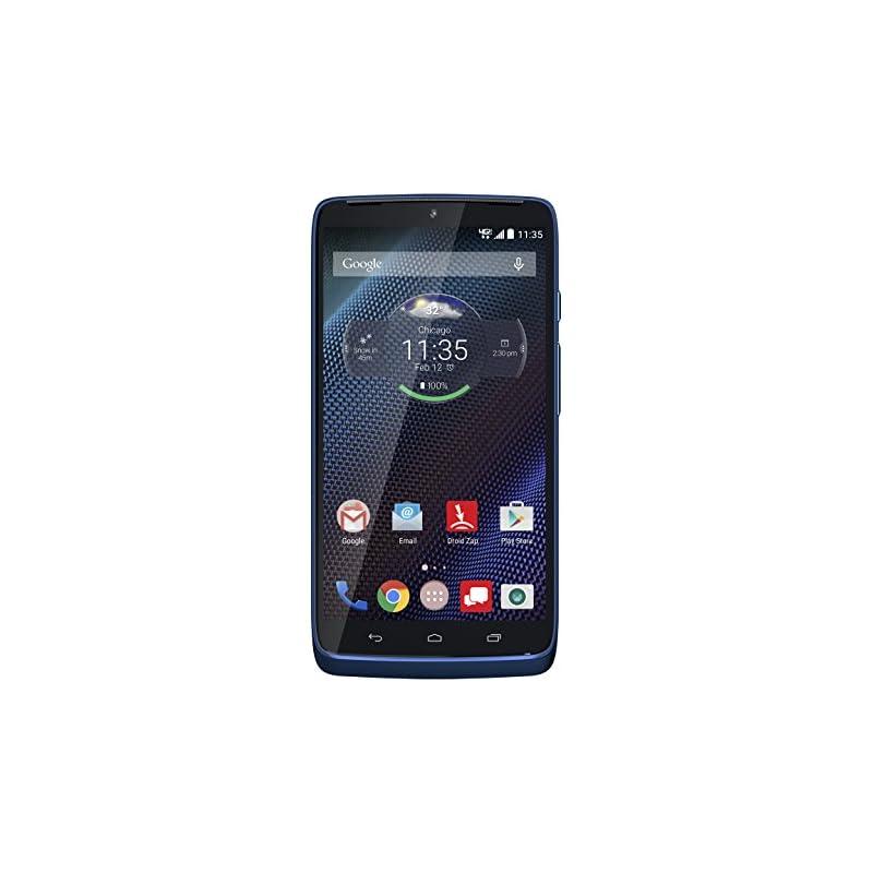 Motorola DROID Turbo, Sapphire Blue Ball
