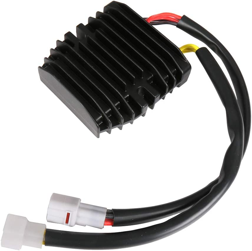 OCPTY 32800-47H10 Voltage Regulator Rectifier Fits 2007-2009 Suzuki Bandit 1250S 2005-2009 2013-2017 Suzuki Boulevard 2011 Suzuki GSX1250FA 2007-2009 2012-2016 Suzuki GSXR1000 Regulator