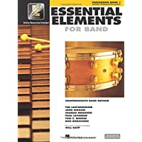 Essential Elements for Band - Book 1 with EEi: Percussion/Keyboard Percussion (Percussion...