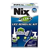 Nix Ultra Lice Removal Kit, Includes Lice Removal