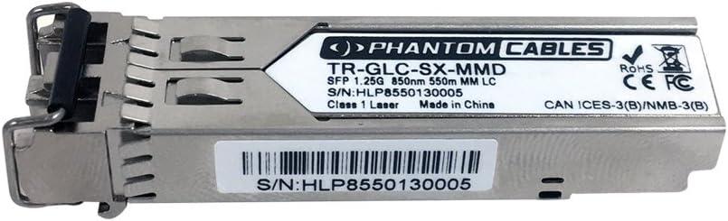 Cisco GLC-SX-MMD Compatible 1000BASE-SX SFP 850nm MM LC w// DOM Transceiver