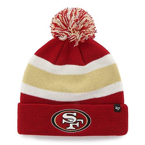 '47 Brand San Francisco 49ers Breakaway Knit Hat