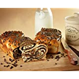 Supreme Chocolate Babka with Chocolate Chips 18 oz from Lilly's Bake Shoppe