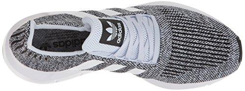 Adidas Mænds Hurtig Løbesko Aero Blå S, Ftwr Hvid, Kerne Sort