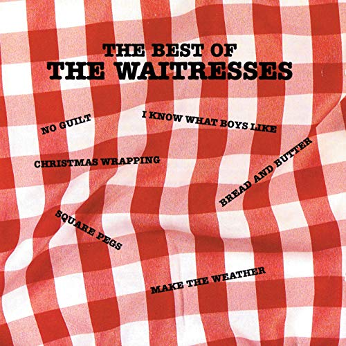 The Best Of The Waitresses for sale  Delivered anywhere in USA