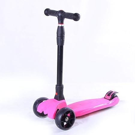 WY-Tong Monopatin niños Patinete para niños Scooter de ...