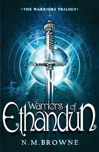 book cover of Warriors of Ethandun