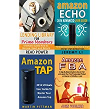 Amazon Books Box Set: 4 in 1: Unique Amazon Opportunities And Devices!